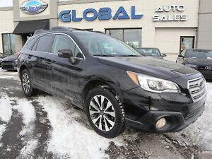 2016 Subaru Outback 3.6R Limited TECH. PKG LOW KM.