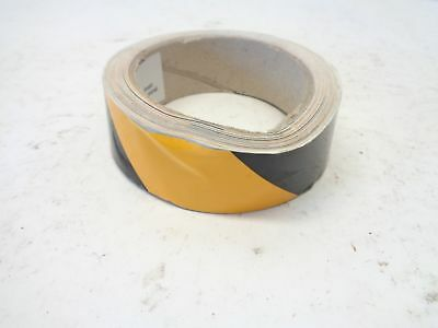 Yellow And Black Warning Tape 1-14 Wide Gelb Ral 1003 Schwarz