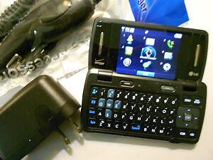 GOOD! LG EnV3 vx9200 Envy Camera QWERTY Bluetooth CDMA Flip VERIZON Cell Phone