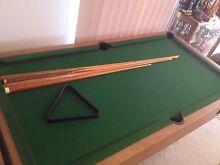 Pool table (small size) billiard Trafalgar South Baw Baw Area Preview