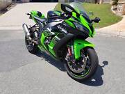 Kawasaki Ninja ZX-10R KRT Replica (ABS) 2017 Calamvale Brisbane South West Preview