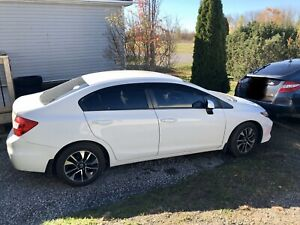 For sale: 2012 Honda Civic fresh engine in it