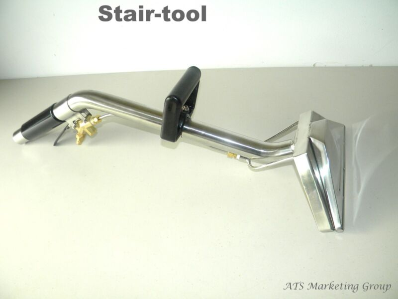 """Carpet Cleaning STAIR TOOL 1.5"""" Hose Tube"""