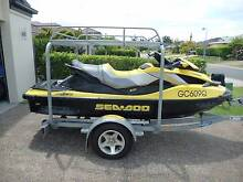 SEA DOO 3 Seater Supercharged RXT IS IBR 260hp Oxenford Gold Coast North Preview