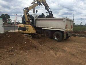 Tipper Hire / Bobcats / Excavators Edmondson Park Liverpool Area Preview