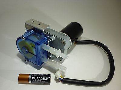 Brushless Variable Flow Micro Mini Peristaltic Tubing Pump 12v 300 Mlmin Pmb200