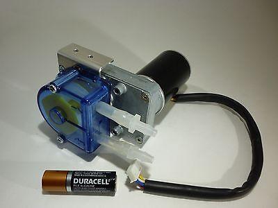 Brushless Variable Flow Micro Mini Peristaltic Tubing Pump 12v 300 Mlmin Pmb200