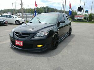 2008 Mazdaspeed3 LOADED!!! CLEAN!!
