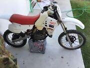 Mixed Vmx motorbikes,1986 Yamaha yz80 x 2, xr 80,s Warana Maroochydore Area Preview