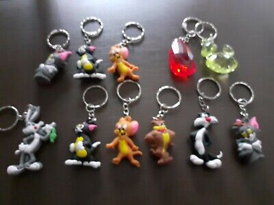 mix keyrings tom and Jerry