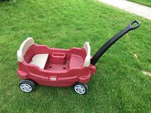 Red wagon $35