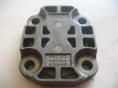 Rexroth 1504 042 901 Hydraulic Pump End Cap
