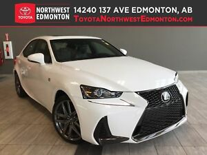 2017 Lexus IS 300 F Sport | Navigation Package | H/C Leather