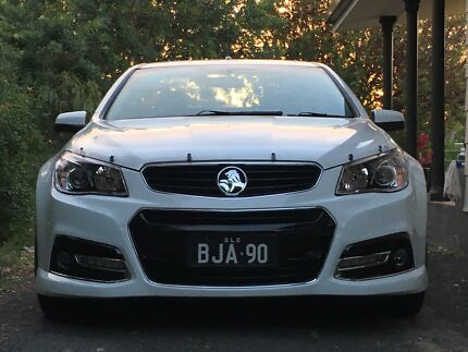 Holden Ute VF MY14 SS-V Roma Roma Area Preview
