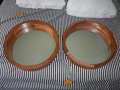 Solid wood custom mirrors from India reclaimed wood furniture Custom Wood Furniture