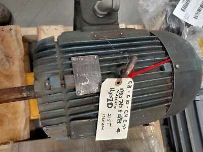 Electric Motor -10hp-rpm1750-frame215t