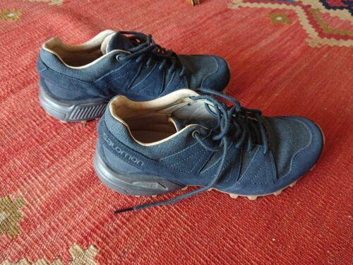 + Salomon Damen Trekking Schuhe Outdoor Gr.42 Neuwertig++