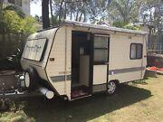 15 ft Traveller caravan Boronia Heights Logan Area Preview