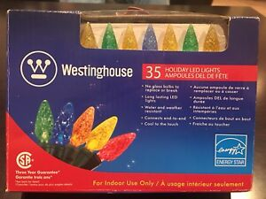 Energy Star holiday LED lights (6 Boxes)