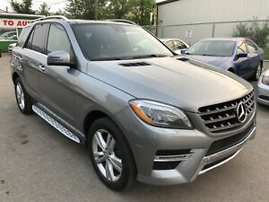 2013 Mercedes-Benz ML 350 Bluetec  SUV AWD - Navigation, Camera