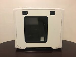 CUSTOM Corsair Graphite 600T Arctic White ATX Mid Tower Case