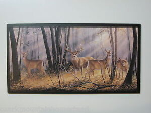 wall decor plaque country lodge wildlife sign hunter hunting cabin