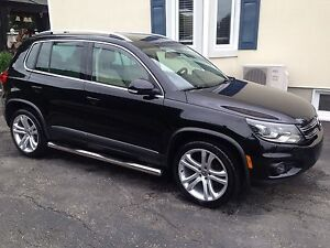 TIGUAN highline 2012
