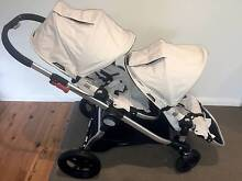 Baby Jogger City Select double pram include 2 Seats plus Bassinet Gymea Sutherland Area Preview