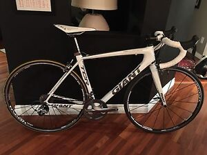 Giant TCR Advanced SL - full carbon