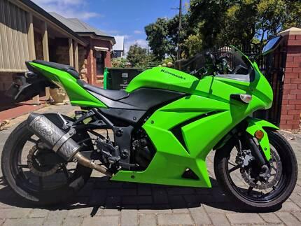 2008 Kawasaki Ninja 250r (LAMS)