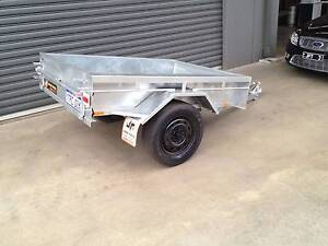 Galvanised Trailers from John Papas Trailers St James Victoria Park Area Preview