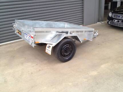 Galvanised Trailers from John Papas Trailers Welshpool Canning Area Preview