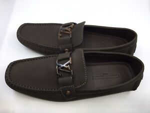 cf111aeda559e New Authentic Louis Vuitton Loafers Shoes Monte Carlo 11 US