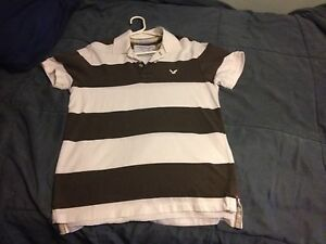 American Eagle Golf Shirt Brand New