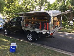 Carpenters Jack off king cab canopy Toowong Brisbane North West Preview