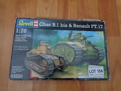 Model Kit Soldatini REVELL 1//76 03221 Churchill AVRE