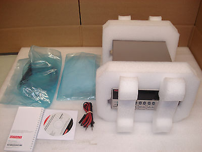 New Keithley 2010 Low Noise 7.5 Digit Autoranging Multimeter Wcd Manual