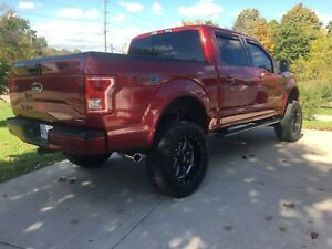 2015 Ford F-150 exhaust