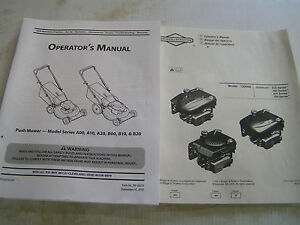 MTD-PRODUCTS-PUSH-MOWER-MODEL-SERIES-A00-A10-A20-B00-B10-B20-OPERATORS-MANUAL