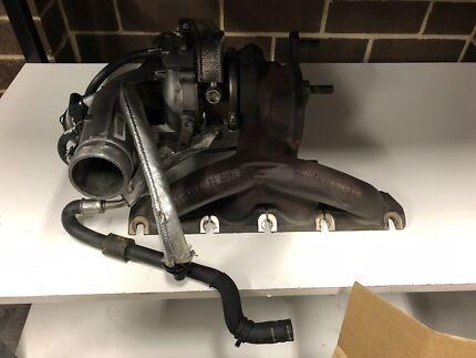 Genuine IHI turbo mk6 Golf gti ( wastegate damage)