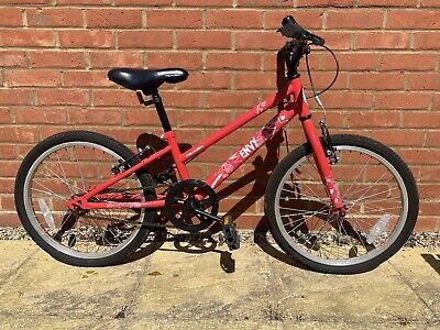 """APOLLO ENVY Child's Red Mountain Bike 20""""wheel Newbury"""