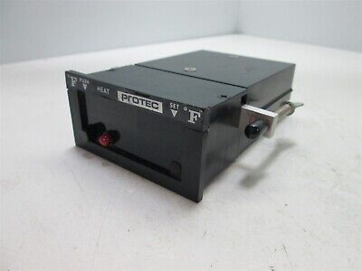 Process Technology Dinef 3900-01 Temperature Controller Range 32 To 248f