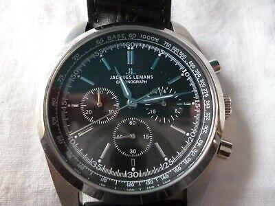 Armbanduhr Herren - Jaques Lemans - 11-2008 - Chronograph - Quarz