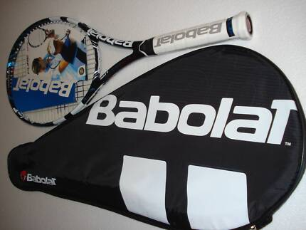 Babolat Pure Drive Lite Tennis Racquet grip 4 3/8 - strung+cover Lutwyche Brisbane North East Preview