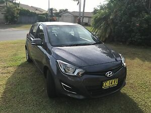 2014 Hyundai i20 Hatchback Banora Point Tweed Heads Area Preview