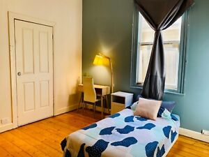 Affordable inner CBD private room all bills included- only $175pw