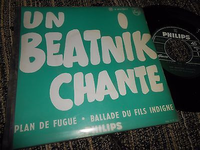 Ein Beatnik Chante Plan Fugue / Ballade Du 7