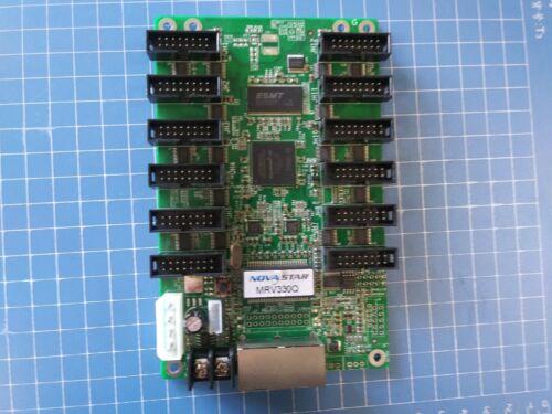 MRV330Q Novastar Receiving Card LED Display Screen Synchronous Control System
