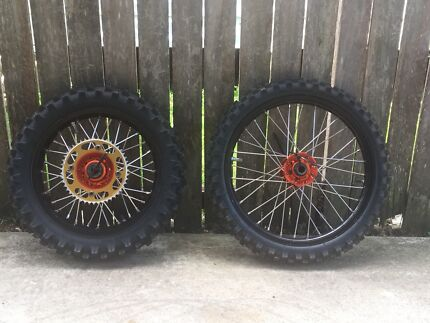 Ktm 85 sx wheels