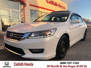 2015 Honda Accord Touring | Alloy wheels included| Honda Certifi